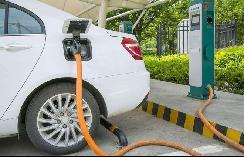 新能源车充电报告
